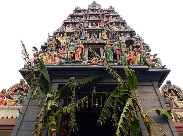 Eingangs-Gopura